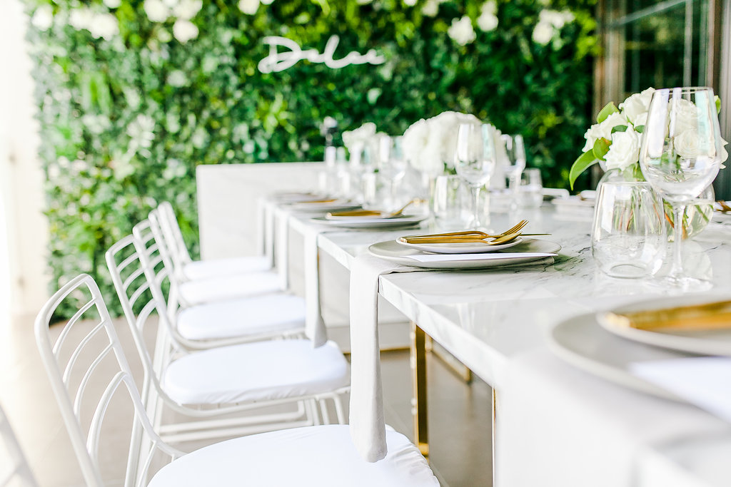 babyshower white+white personalcelebration event styling