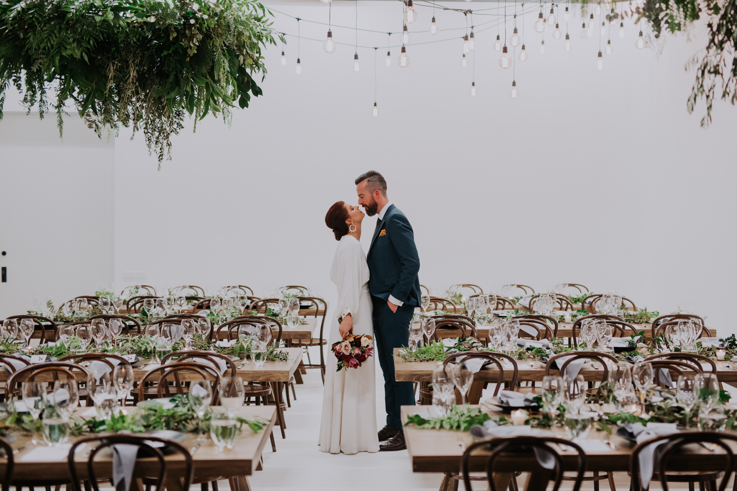 white+white the wedding school carrie and jay newstead studios