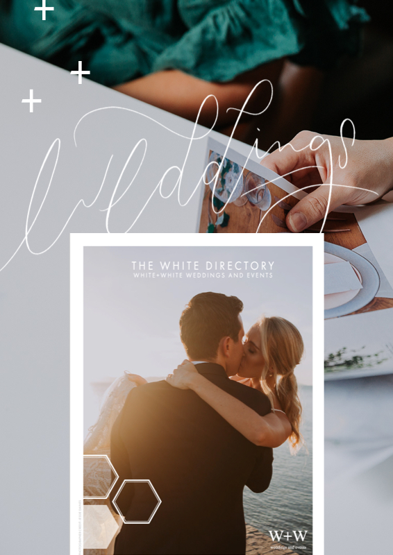 White+White Products for Budding Event & Wedding Planners Workshop Australia - Resource Download