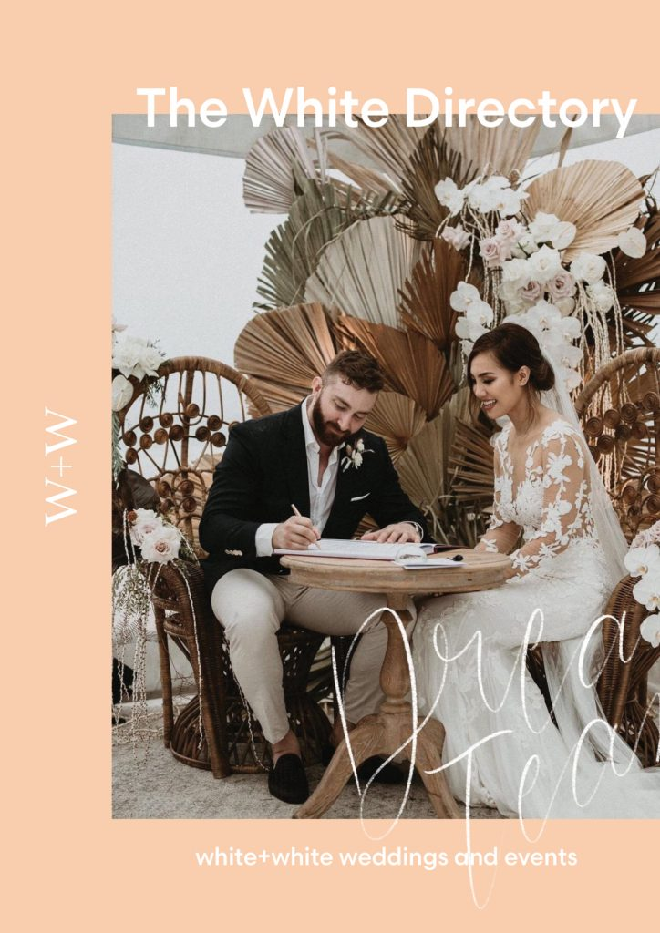 the wedding school white white wedding directory brisbane